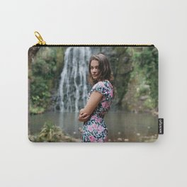 Karekare Falls, New Zealand Carry-All Pouch