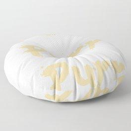 Purr Purr Purr Floor Pillow