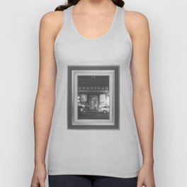 Night Street Unisex Tank Top