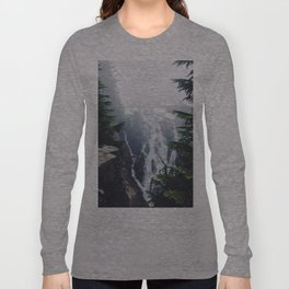 Water on the Mountain Long Sleeve T-shirt