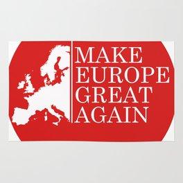 Make Europe Great Again Rug