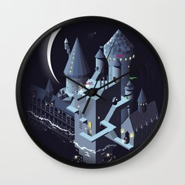 Monumental Harry Wall Clock