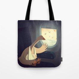 Hello, Goodbye Tote Bag