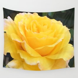 My Yellow Rose Wall Tapestry