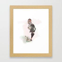 Eastern Framed Art Print