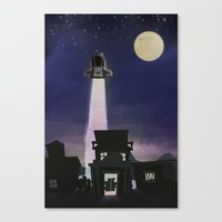 toy story Canvas Prints featuring a Toy Story by avoid peril
