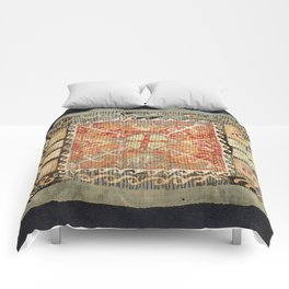 Kaitag 18th Century Caucasian Embroidery Comforters