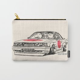 Crazy Car Art 0176 Carry-All Pouch