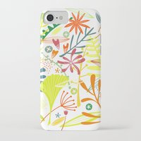 tropical iPhone & iPod Cases featuring Tropical by Nic Squirrell