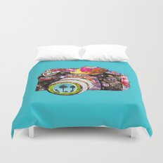 Picture This Duvet Cover