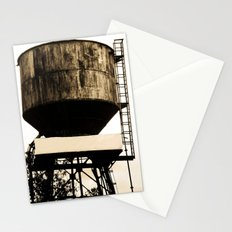 WATER TANK Stationery Cards