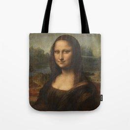 Mona Lisa, Leonardo da Vinci, 1503 Tote Bag