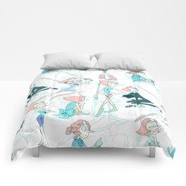 Pearl Pattern Comforters