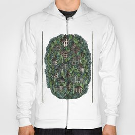 Little Forest Town Hoody