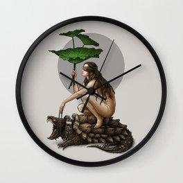 Winya No. 112 Wall Clock