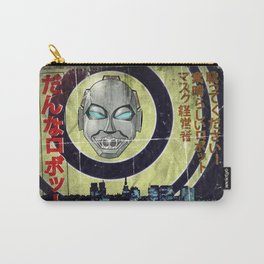 Domo Arigato Carry-All Pouch
