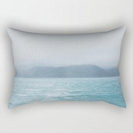 New Zealand Ocean Rectangular Pillow