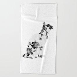 Cat 22 Beach Towel