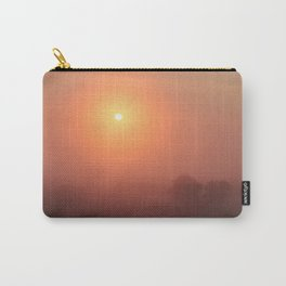 The Sun Before the Burn Carry-All Pouch