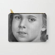 Child Portrait 01 Carry-All Pouch