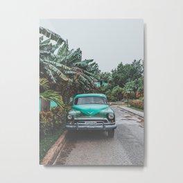 Havana XX Metal Print