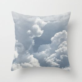 Cloudscapes 2 Throw Pillow
