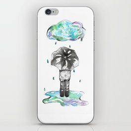 It's the Rain iPhone Skin