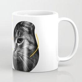 Gestalt Cat Coffee Mug