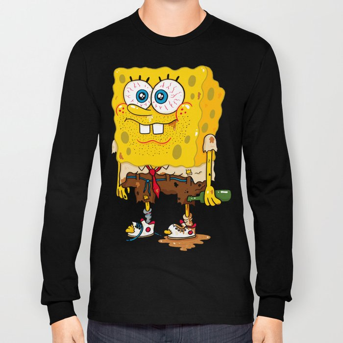 SpongeSlob DirtyPants Long Sleeve T-shirt