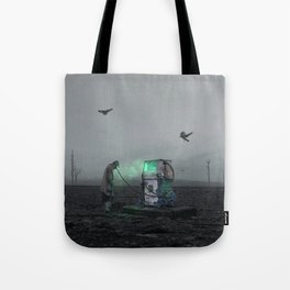 Recharge Your Mind Tote Bag