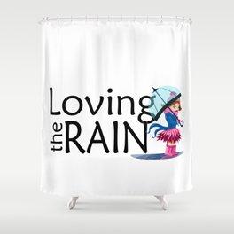 Loving the Rain Shower Curtain