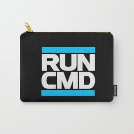 run CMD Carry-All Pouch