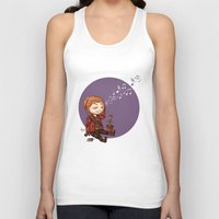 starlord Tank Tops featuring StarLord by MaliceZ