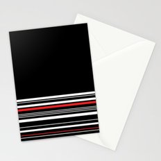 The Classy Babe - Black Stationery Cards