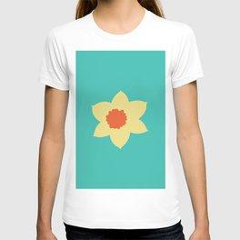 Daffodil Head T-shirt