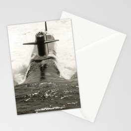 USS JAMES MADISON (SSBN-627) Stationery Cards