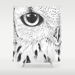 Hedwig Shower Curtain
