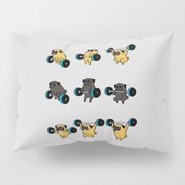 OLYMPIC LIFTING PUGS Pillow Sham