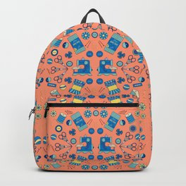 Sewing Symmetry Backpack