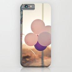 pink + purple Slim Case iPhone 6s