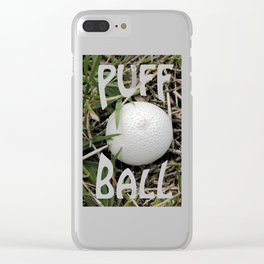 Fungus growing in Queensland Clear iPhone Case