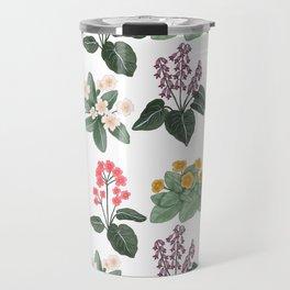 Vintage Botanicals Travel Mug