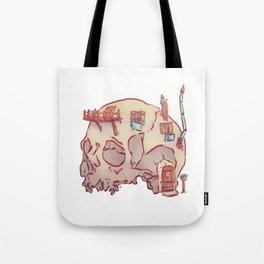Habité Tote Bag