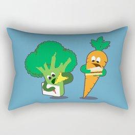 Clean Eating Rectangular Pillow