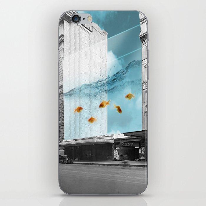 between the walls iPhone Skin