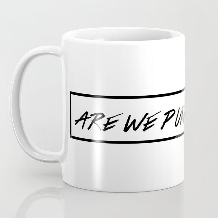 Punk Rock Coffee Mug