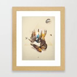 Kingdom1 Framed Art Print
