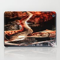 silent hill iPad Cases featuring Death By Medicine Silent Hill Nurses by Joe Misrasi