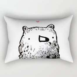 Bear Love Rectangular Pillow