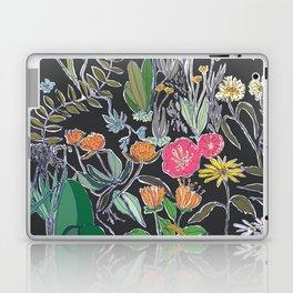 Summer Garden at Midnight Laptop & iPad Skin